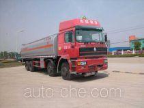 华威驰乐牌SGZ5311GHYZZ3K型化工液体运输车