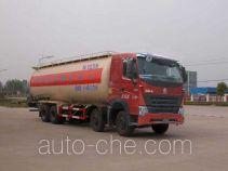 华威驰乐牌SGZ5319GFLZZW46H型粉粒物料运输车