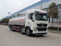 华威驰乐牌SGZ5320GYYZZ5T5G型运油车