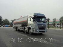 华威驰乐牌SGZ5321GYYZZ5J5型铝合金运油车