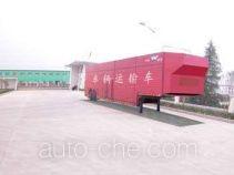 华威驰乐牌SGZ9170TCL型车辆运输半挂车