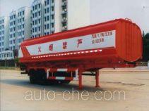 华威驰乐牌SGZ9250GYY-G型运油半挂车