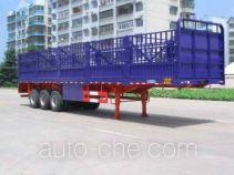华威驰乐牌SGZ9280CXY型仓栅式运输半挂车