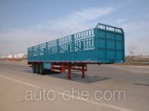 华威驰乐牌SGZ9281CXY型仓栅式运输半挂车