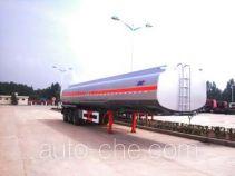Sinotruk Huawin SGZ9340GLQ liquid asphalt transport tank trailer