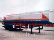 华威驰乐牌SGZ9340GYY型运油半挂车