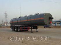 华威驰乐牌SGZ9400GLY型沥青运输半挂车