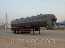 Sinotruk Huawin SGZ9400GLY liquid asphalt transport tank trailer