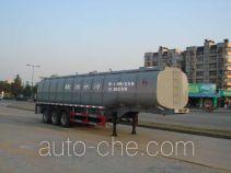 Sewage transport tank trailer