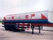 华威驰乐牌SGZ9400GYY型运油半挂车