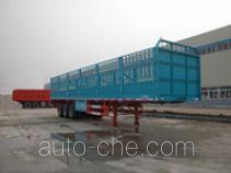 华威驰乐牌SGZ9401CXY型仓栅式运输半挂车