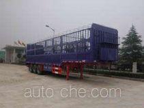 华威驰乐牌SGZ9402CXY型仓栅式运输半挂车