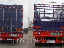 华威驰乐牌SGZ9403CXY型仓栅式运输半挂车