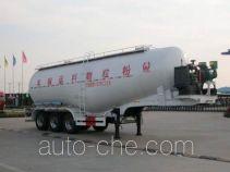 华威驰乐牌SGZ9403GFL型粉粒物料运输半挂车