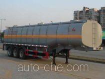 Полуприцеп цистерна для нефтепродуктов Sinotruk Huawin