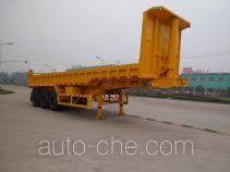 Sinotruk Huawin dump trailer