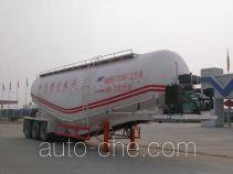 华威驰乐牌SGZ9405GFL1型粉粒物料运输半挂车