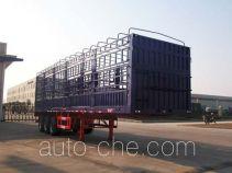 华威驰乐牌SGZ9407CXY1型仓栅式运输半挂车