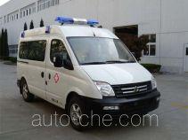 大通牌SH5030XJHA3D4型救护车