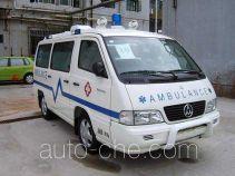 汇众(SHAC)牌SH5030XJHB3G5型救护车