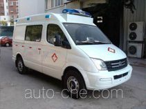 Datong SH5030XLLA1D4 cold chain vaccine transport medical vehicle