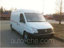 大通牌SH5041XDWA7BEV型纯电动流动服务车