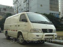 Shac SH5031XXY box van truck