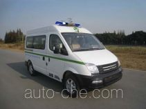 SAIC Datong Maxus SH5032XXCA3D4 family planning propaganda vehicle