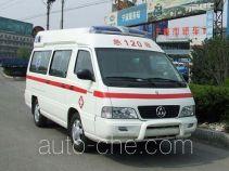汇众(SHAC)牌SH5033XJHG型救护车