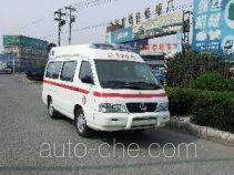 汇众(SHAC)牌SH5034XJH型救护车