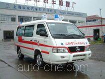 汇众(SHAC)牌SH5034XJHG型救护车