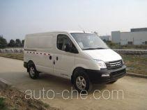 Datong SH5032XXYA8D4-L box van truck