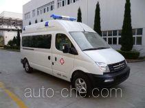 大通牌SH5041XJHA4D5型救护车