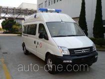 大通牌SH5041XJHA1D4型救护车