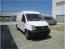 SAIC Datong Maxus SH5041XLCA9D4 refrigerated truck