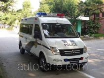 SAIC Datong Maxus SH5041XQCA3D4 prisoner transport vehicle