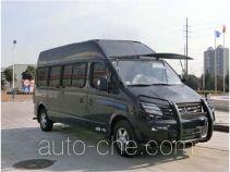 SAIC Datong Maxus SH5041XYBA4D5-T troop carrying vehicle