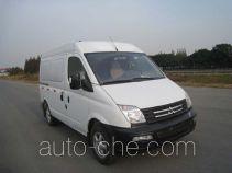 Datong SH5042XXYA8D4 box van truck