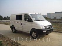 Datong SH5042XXYA9D5-L box van truck