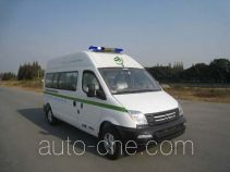 SAIC Datong Maxus SH5043XXCA3D4 family planning propaganda vehicle