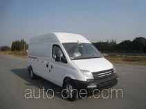 Datong SH5043XXYA8D4 box van truck
