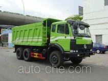 Shac SH5251ZLJA4D32N34 dump garbage truck