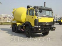 Shac SH5252GJBA4M34 concrete mixer truck