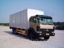 Shac SH5252XXYA box van truck