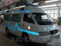 汇众(SHAC)牌SH5530XJH型救护车