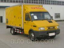 Saiwo SHF5040TDY мобильная электростанция на базе автомобиля