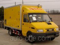 Saiwo SHF5050TDY мобильная электростанция на базе автомобиля