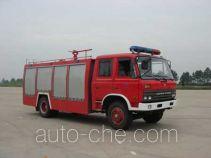 Saiwo SHF5130TXFFE24 dry carbon dioxide combined fire engine