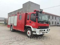 Saiwo SHF5150GXFPM50 foam fire engine