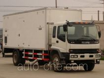 Saiwo SHF5160TDY мобильная электростанция на базе автомобиля